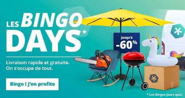 Bingo Days De Manomano