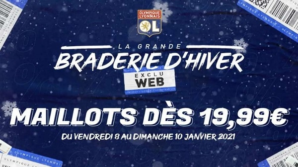 Braderie Olympique Lyonnais