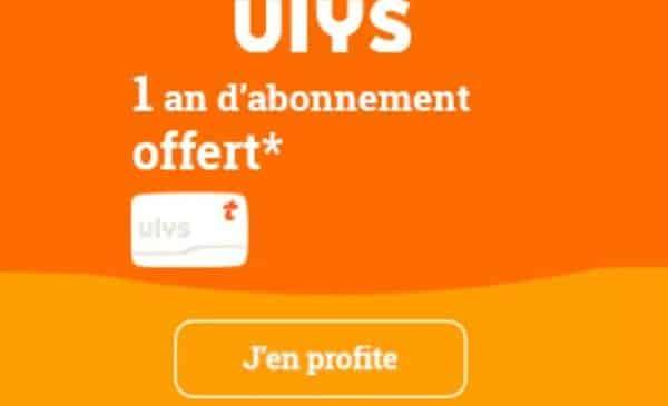 Offre Badge Télépéage Ulys Temps Libre 12 Mois Offerts