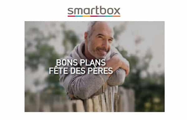 Offre Fête Des Pères Smartbox