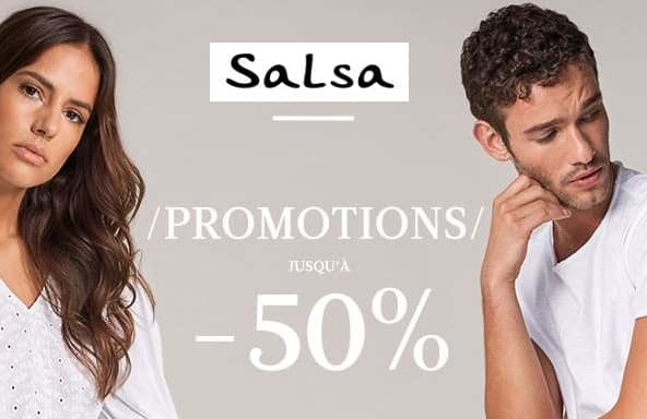 Promotions De Saison Salsa