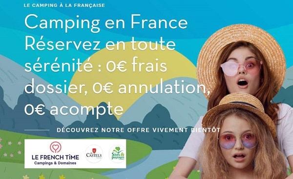 Séjour En Camping En France Cet été Le French Time