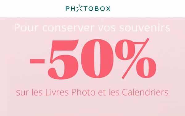 Tous Les Calendriers Et Livres Photo à 50%