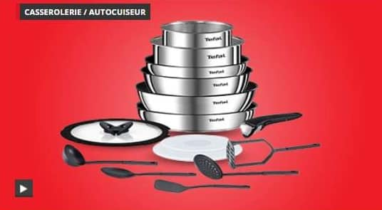 Vente Flash Tefal & Seb Sur Darty