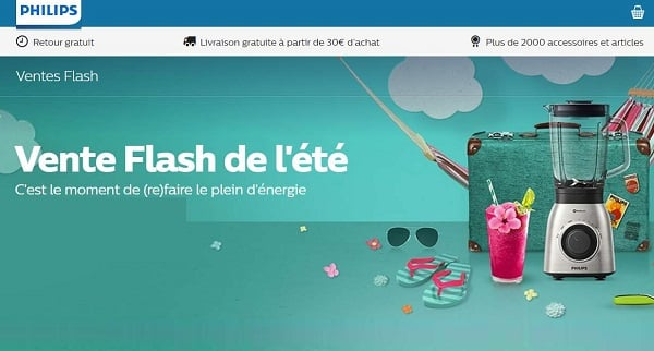 Vente Flash De L'été Philips
