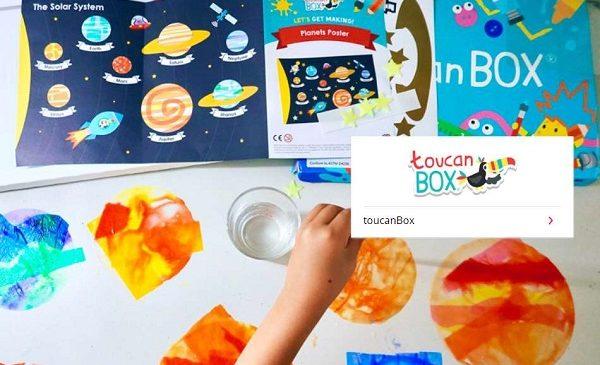 Vente Privée Kit Créatif Enfant Toucanbox