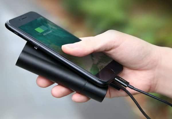 Batterie Externe 10050mah Usb Type C Et Usb Aukey Pb Y12