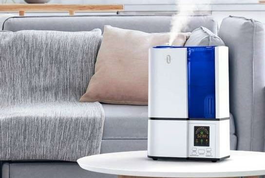 Humidificateur D'air Avec Affichage Digital Taotronics
