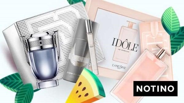 Remise Sur Tous Les Coffrets Parfum, Soin Et Maquillage Sur Notino