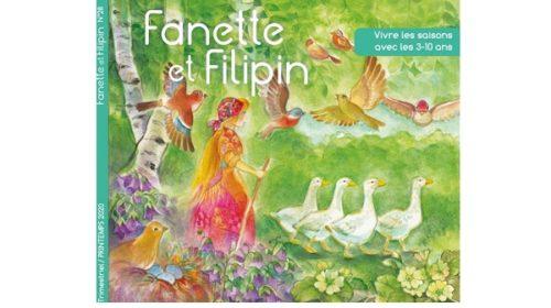 Abonnement Le Journal De Fanette Et Filipin Pas Cher