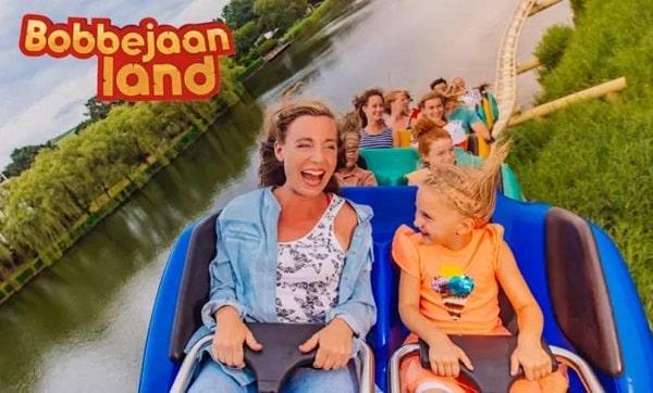 Billet Entrée Parc D'attraction Bobbejaanland En Belgique Pas Cher
