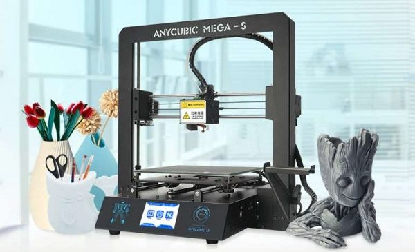 Imprimante 3d Anycubic Mega S