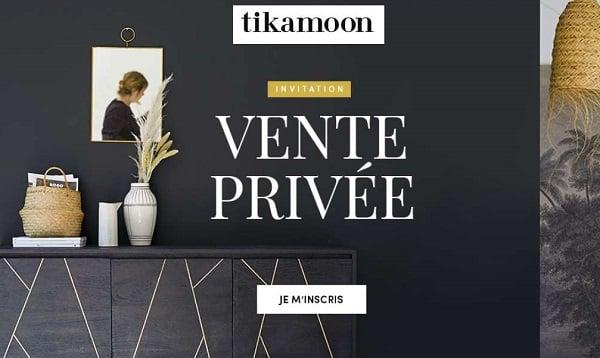 Les Ventes Privées Tikamoon