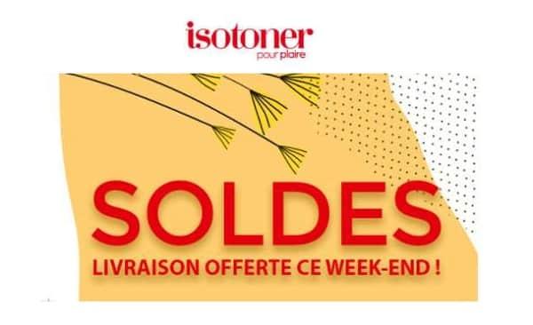 Livraison Gratuite Sans Minimum Sur Les Soldes De Isotoner