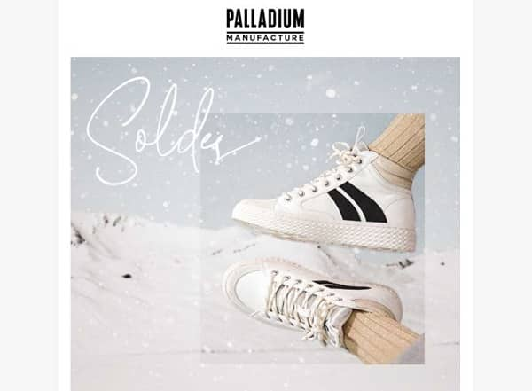 Palladium Manufacture En Soldes