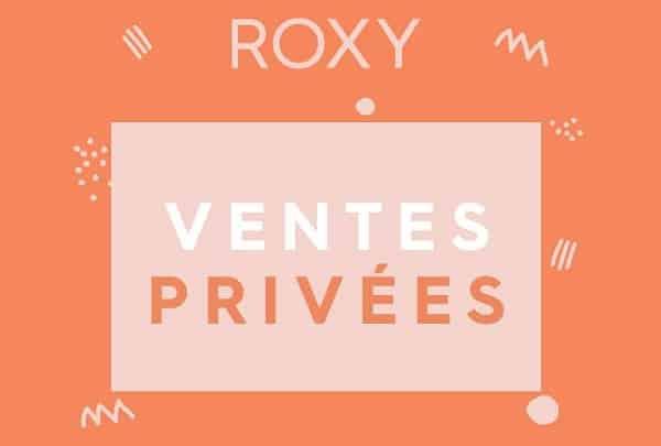 Ventes Privées Roxy Pour Les Avants Soldes