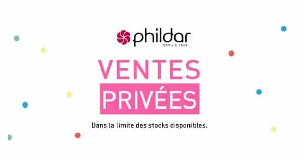Ventes Privées Phildar