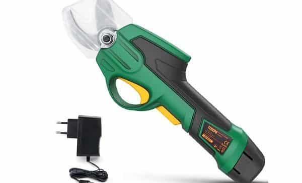 Sécateur électrique Portable Teccpo 7.2v