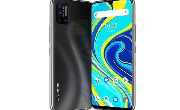 Smartphone 6,3 Pouces Umidigi A7 Pro 4go 64go