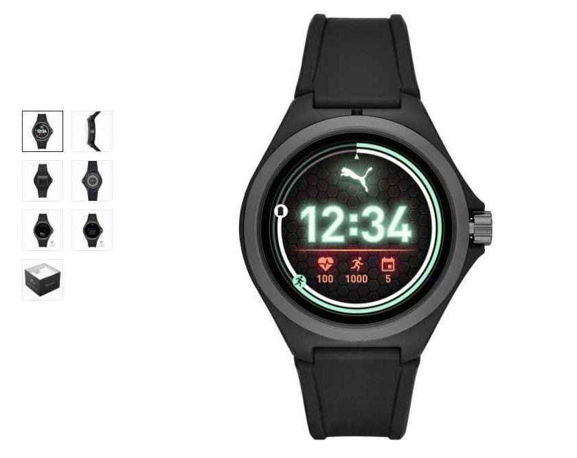 Smartwatch Puma Pt9100 Soldes
