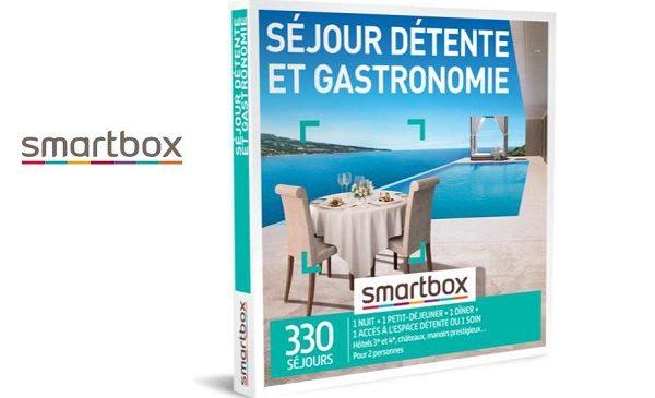 15% De Remise Sur Les Coffrets Séjour Détente Et Spa De Smartbox