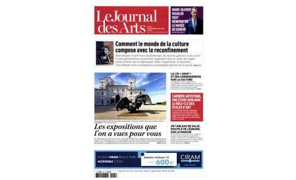 Abonnement Au Journal Des Arts Pas Cher