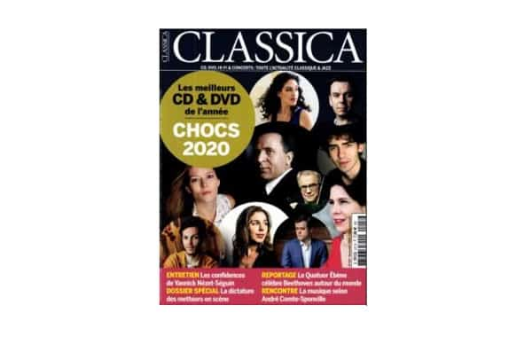Abonnement Magazine Classica Pas Cher