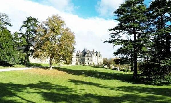 Billet Visite Des Jardins Et Parcs Du Château De La Bourdaisière Pas Cher