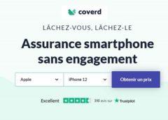 Coverd Assurance Smartphones Sans Engagement 100% En Ligne