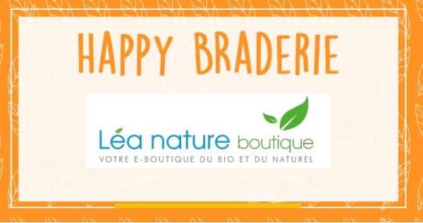 Happy Braderie Lea Nature