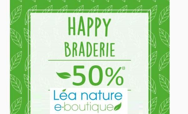 Happy Braderie Lea Nature