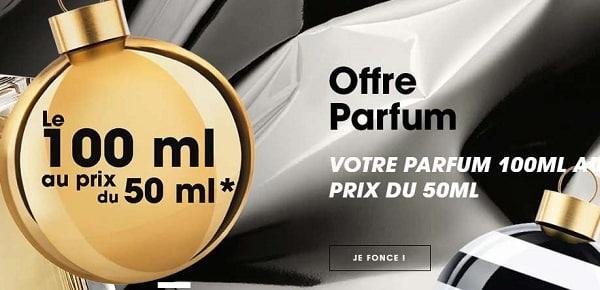 Offre Parfum Sur Sephora Le 100ml Au Prix Du 50ml