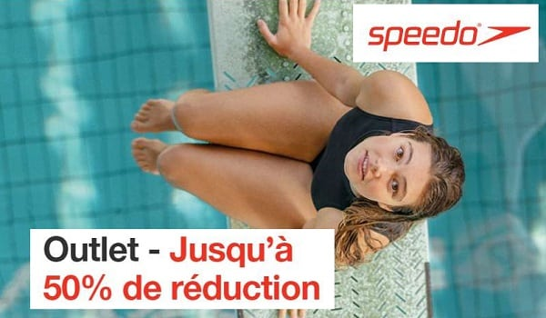 Offres Outlet Speedo