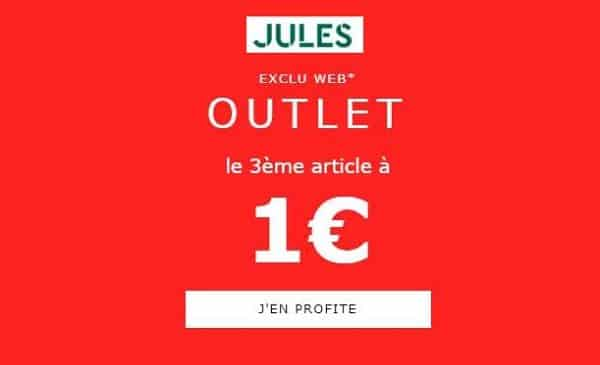 Outlet Exclu Web Jules