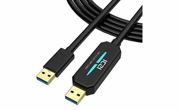 Câble Adaptateur De Transfert Usb 3.0 Iczi