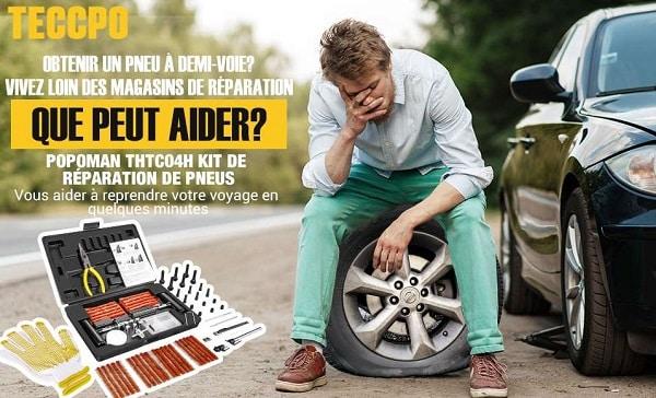 Kit De Réparation De Pneuteccpo