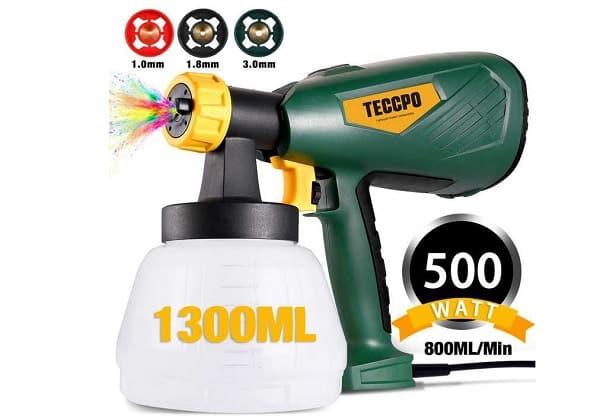Pistolet à Peinture électrique Teccpo 1300ml