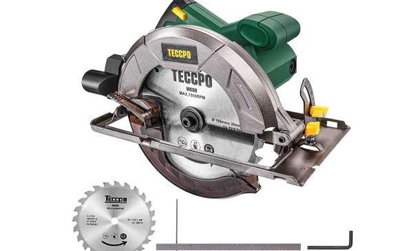 Scie Circulaire électrique 1200wteccpo Tacs22p