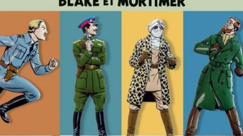 2 Bd Blake Et Mortimer Achetées = 1 Figurine Offerte Sur Bdfugue