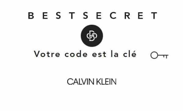 20% De Remise En Plus Sur Les Articles Calvin Kleinsur Bestsecret