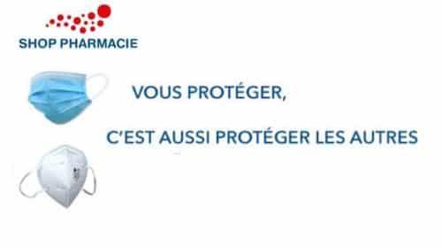 30% De Réduction Sur Tous Les Masques Vendus Sur Shop Pharmacie
