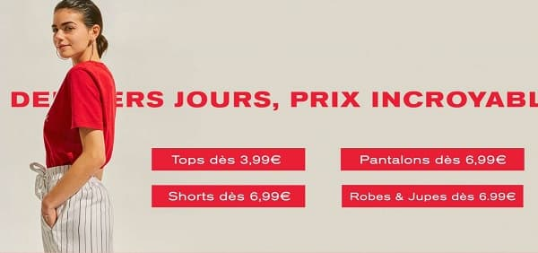40% De Reduction En Plus Sur Les Promotions Tally Weijl