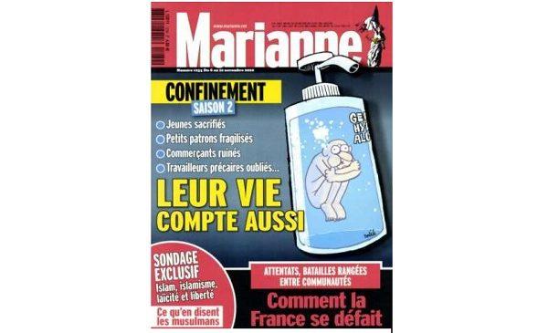 📢Abonnement Marianne pas cher : moins de 35€ les 26N° (+édition numérique) au lieu de plus de 100€