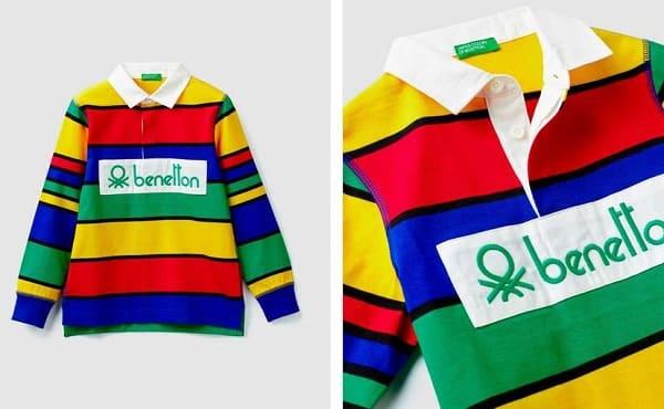 Back To School Benetton 1 Bon D'achat De 10€ Pour Toute Commande De 80€
