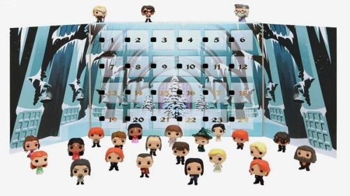 Calendrier De L'avent Funko Pocket Pop! Harry Potter Moitié Prix