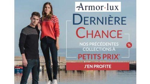 DerniÈre Chance Les Anciennes Collections Armor Lux à Petit Prix