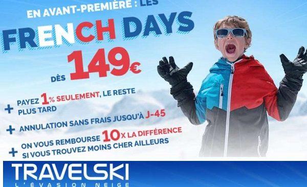 French Days Travelski