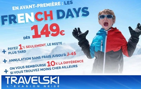 French Days Travelski