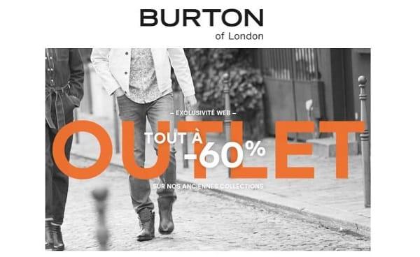 TOUT à -60% sur la Fin de Collection Burton