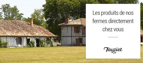 Tauziet&co Les Ventes Privées De Produits Fermiers Du Producteur Au Consommateur